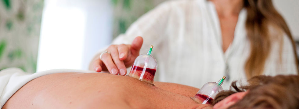 Targeted Cupping Therapy